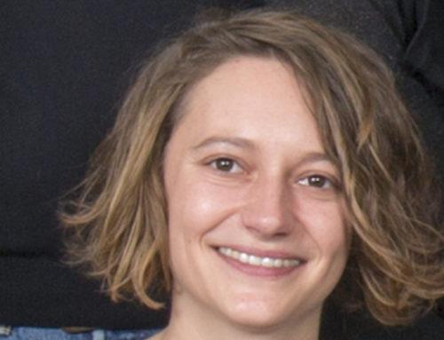Clara Thieffry, nouveau responsable de projets
