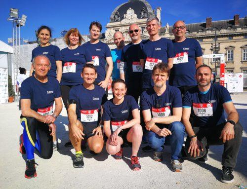 CASSO & Associés a participé à la course NO FINISH LINE