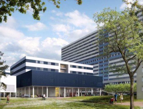 Mission d'urgence pour le bâtiment «RBIMondor » de l'AP-HP de Créteil.