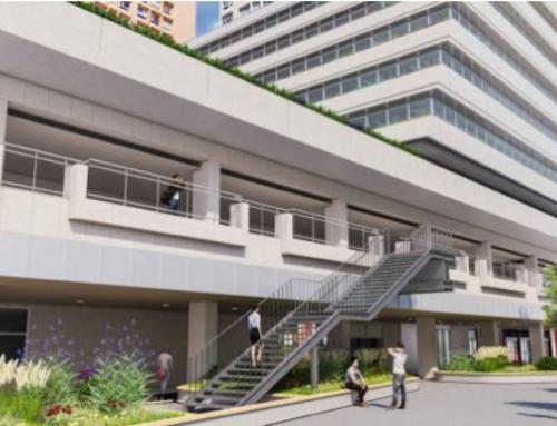 Futur campus de NEOMA Business School.