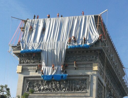 Une opération atypique sur un monument emblématique de Paris